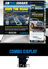 AMP & Braking Plexi Display
